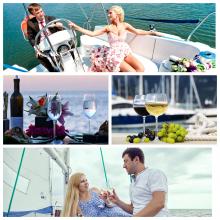 «Романтическое свидание на Яхте»