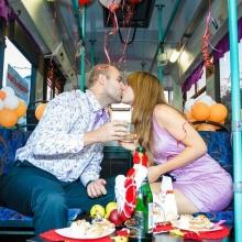 Свидание в трамвае