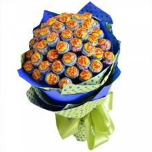 Букет из конфет Chupa Chups